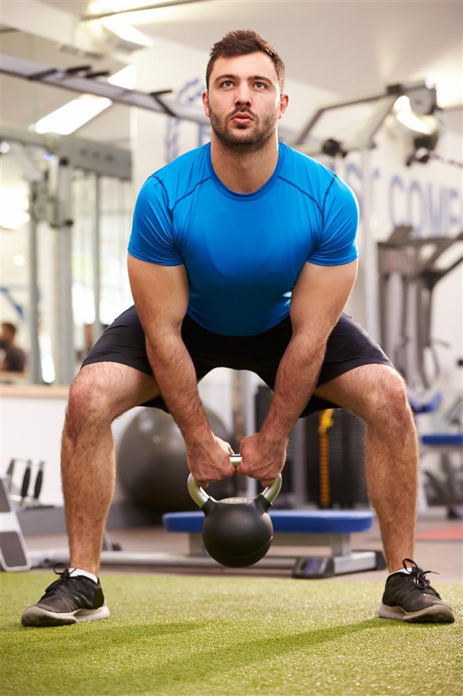 træne samme muskel 2 dage i træk